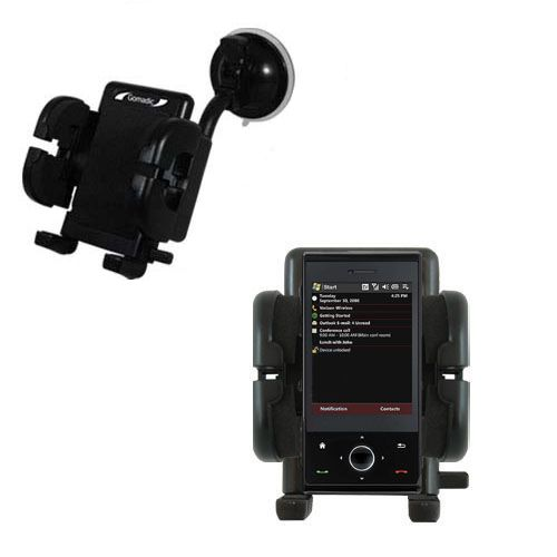 Windshield Holder compatible with the HTC Raphael