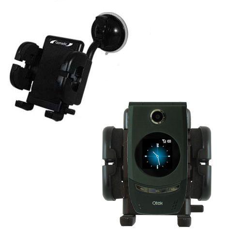 Windshield Holder compatible with the HTC StarTrek / Star Trek