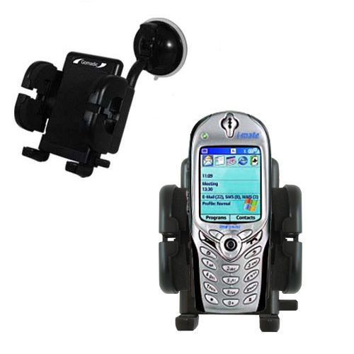 Windshield Holder compatible with the HTC Tanager Smartphone