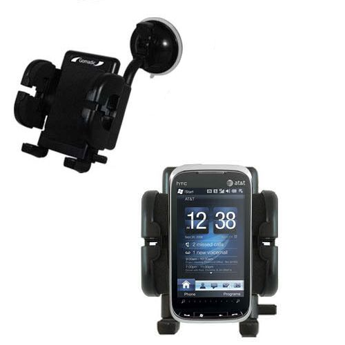 Windshield Holder compatible with the HTC Tilt2