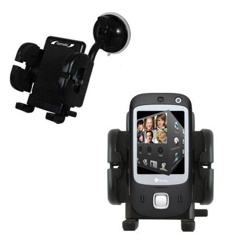 Windshield Holder compatible with the HTC Touch Dual
