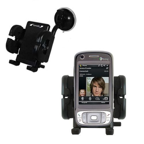Windshield Holder compatible with the HTC TyTN II