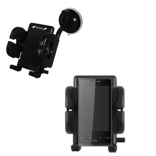 Windshield Holder compatible with the HTC Warhawk
