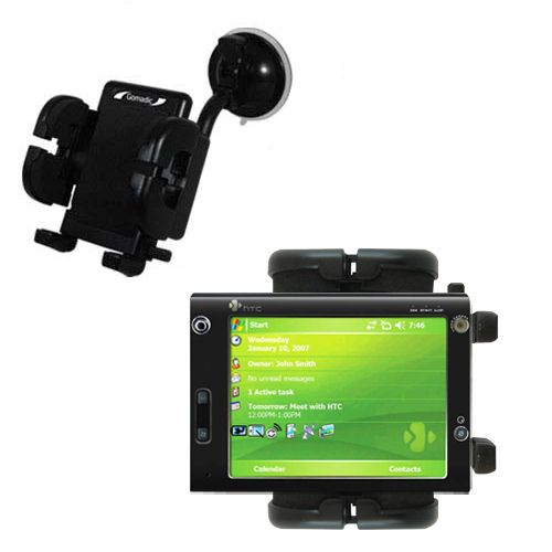 Windshield Holder compatible with the HTC X7500