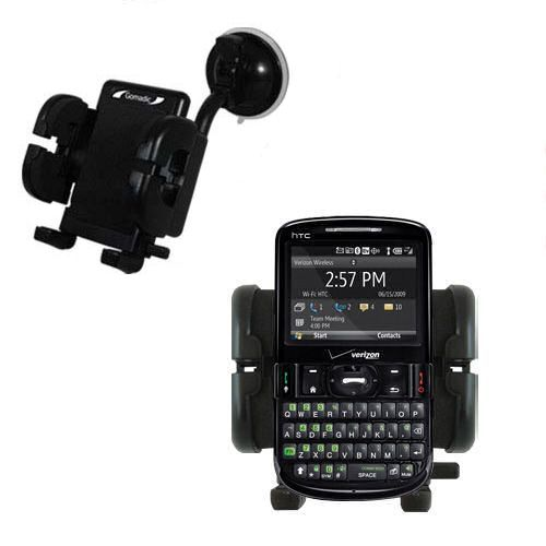 Windshield Holder compatible with the HTC XV6175