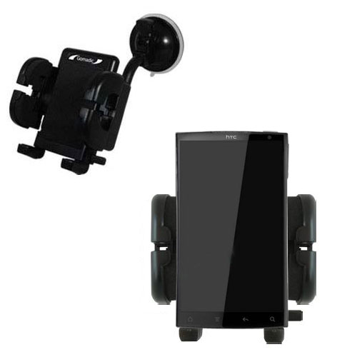 Windshield Holder compatible with the HTC Zeta