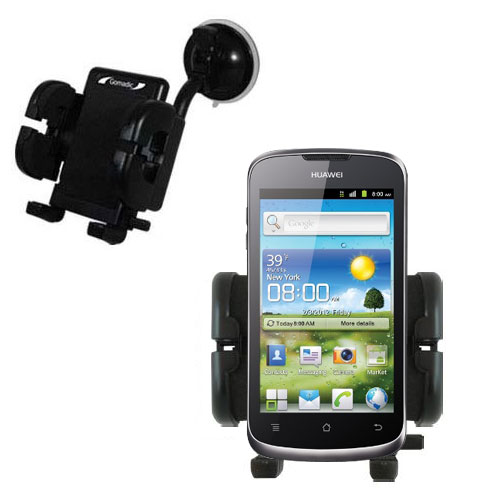 Windshield Holder compatible with the Huawei U8815