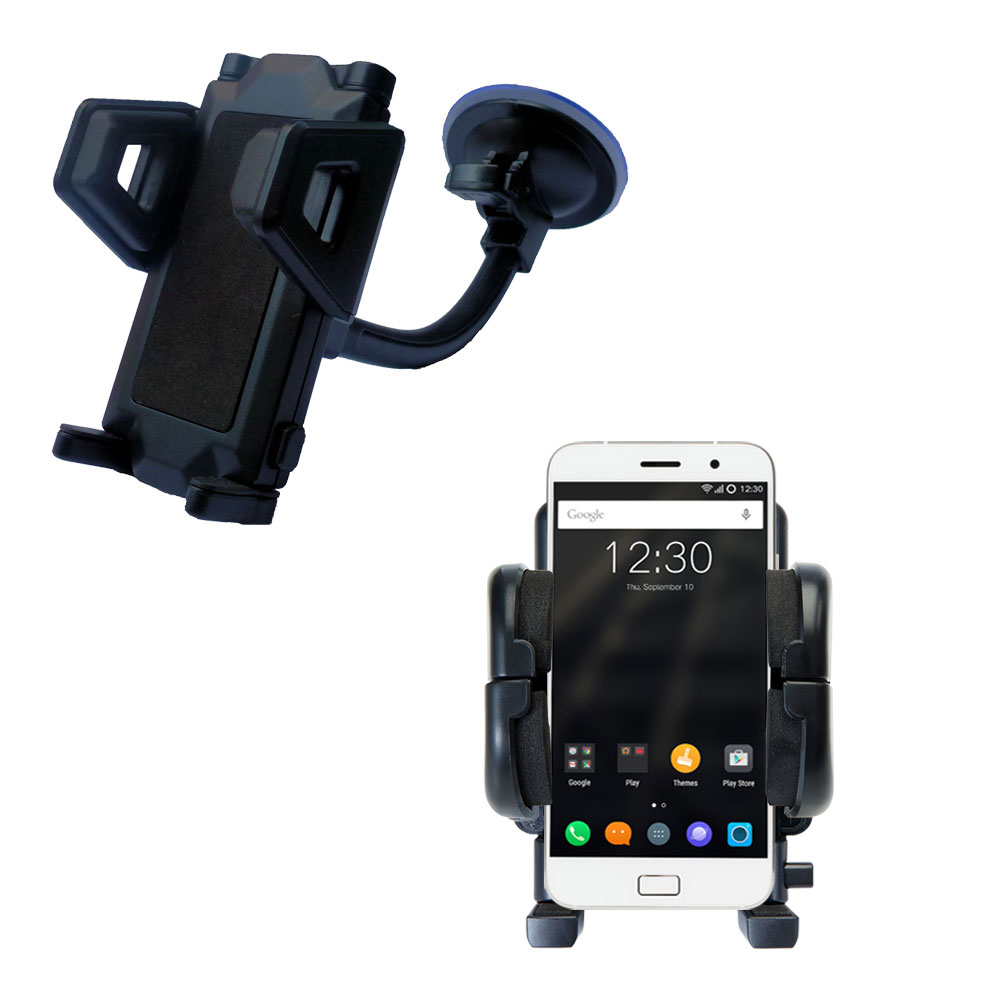 Windshield Holder compatible with the Lenovo ZUK Z1