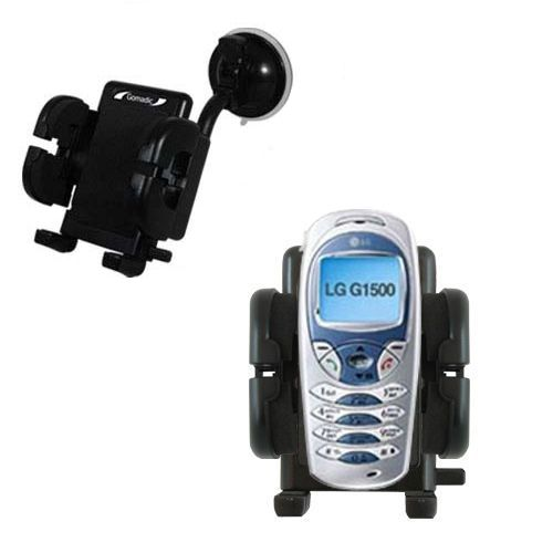 Windshield Holder compatible with the LG 1500