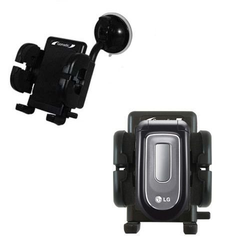 Windshield Holder compatible with the LG 3450