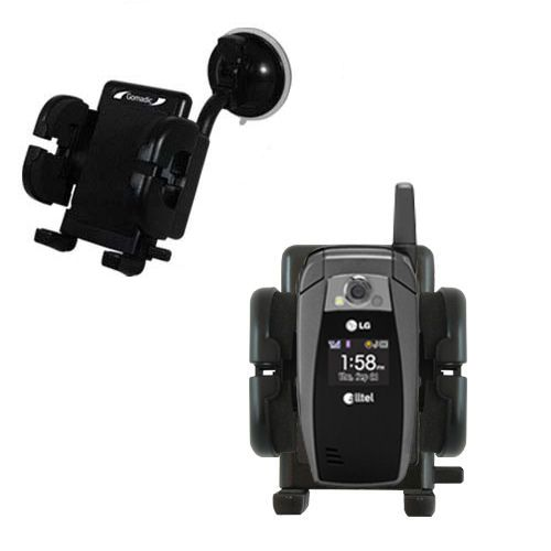 Windshield Holder compatible with the LG AX355