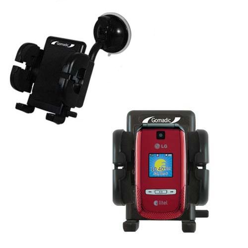 Windshield Holder compatible with the LG AX500