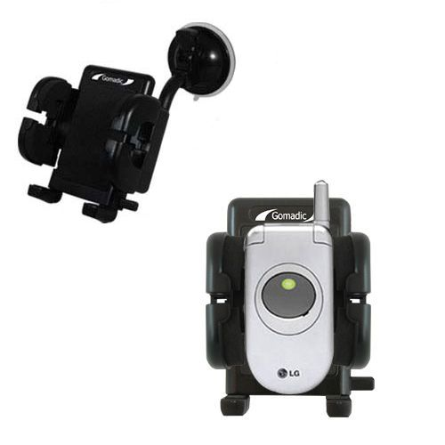Windshield Holder compatible with the LG C1300i 1300