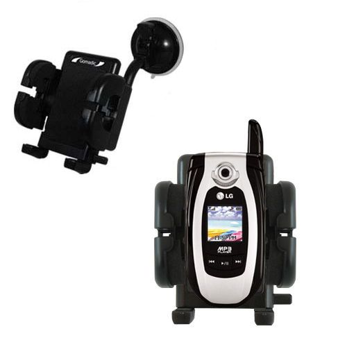 Windshield Holder compatible with the LG CE 500