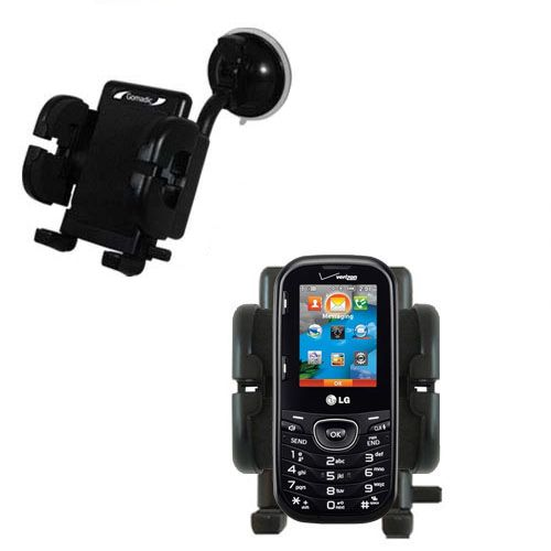 Windshield Holder compatible with the LG Cosmos 2