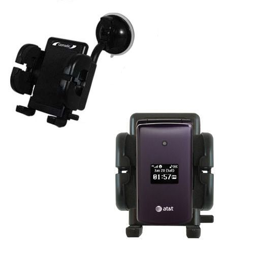 Windshield Holder compatible with the LG CU515
