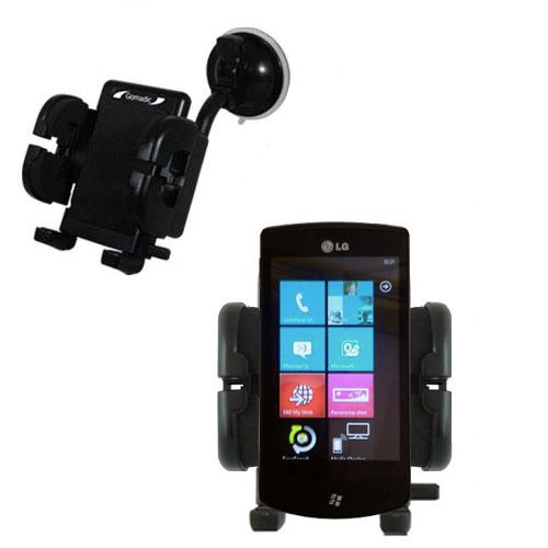 Windshield Holder compatible with the LG E900h