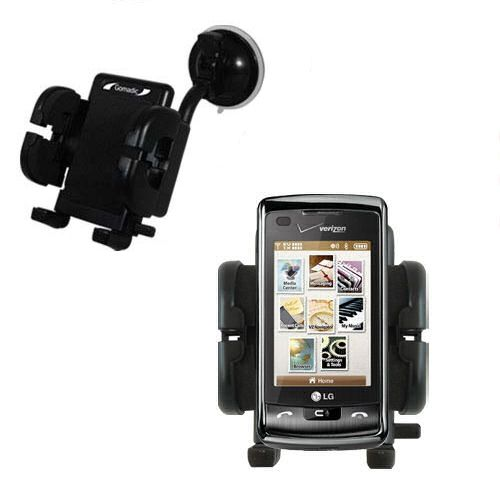 Windshield Holder compatible with the LG enV Touch
