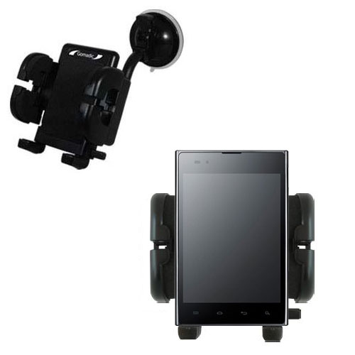Windshield Holder compatible with the LG F100L