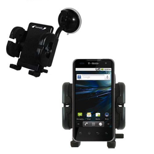 Windshield Holder compatible with the LG G2x