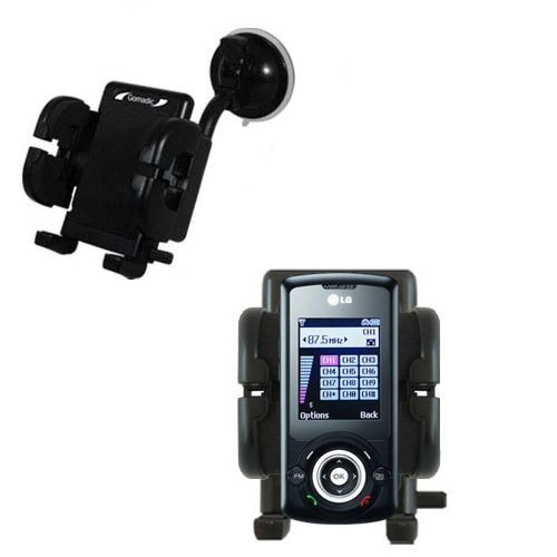Windshield Holder compatible with the LG GB130