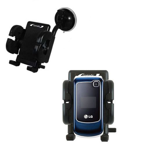 Windshield Holder compatible with the LG GB250