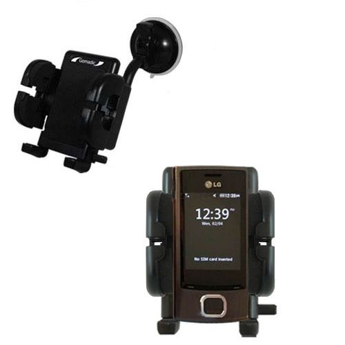 Windshield Holder compatible with the LG GD550