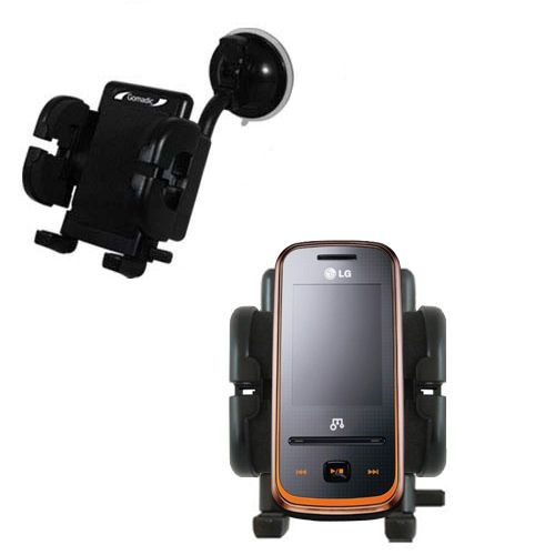 Windshield Holder compatible with the LG GM310
