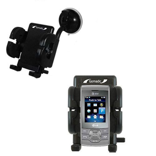 Windshield Holder compatible with the LG GU292