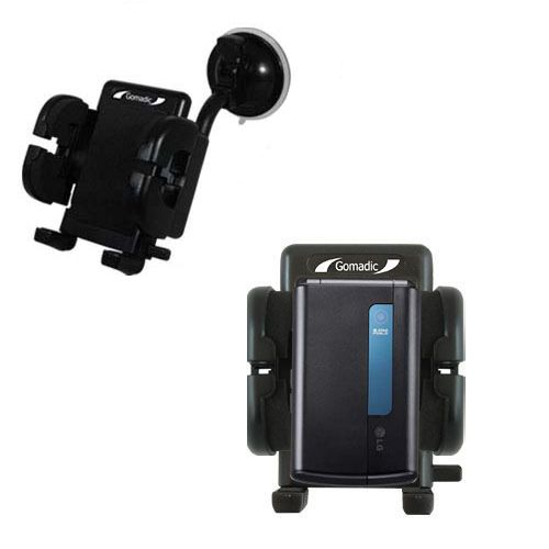 Windshield Holder compatible with the LG HB620T DVB-T