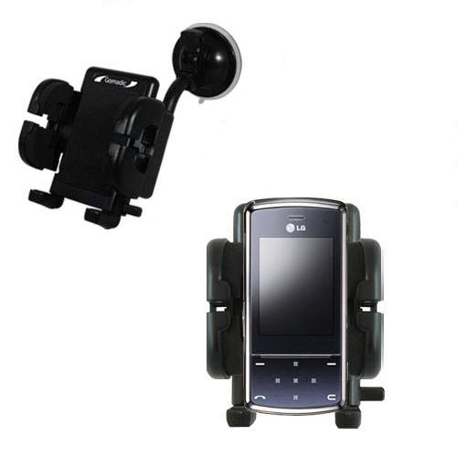 Windshield Holder compatible with the LG KF510 / KF-510
