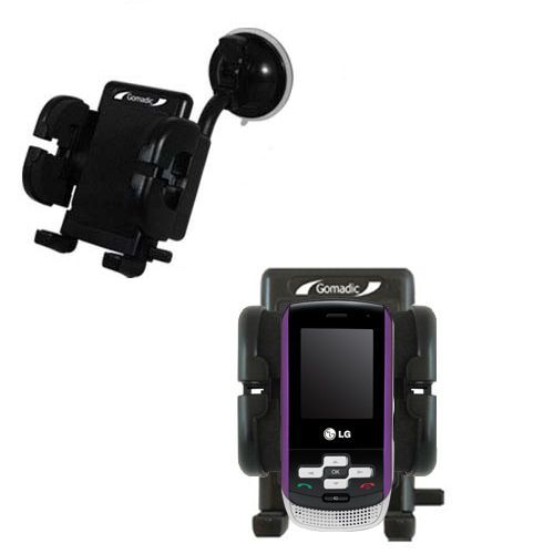 Windshield Holder compatible with the LG KP265