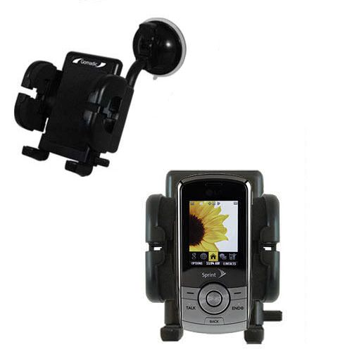 Windshield Holder compatible with the LG LX370