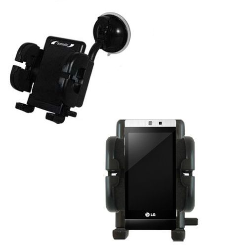 Windshield Holder compatible with the LG Mini