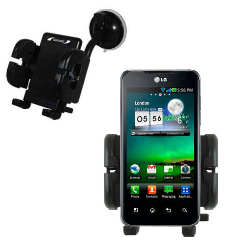 Windshield Holder compatible with the LG Optimus True HD