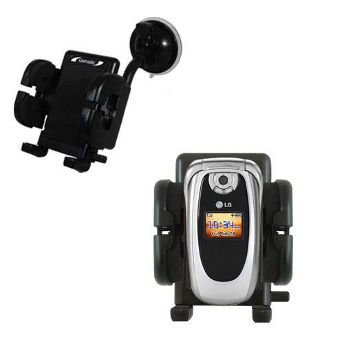 Windshield Holder compatible with the LG PM-225 PM-325