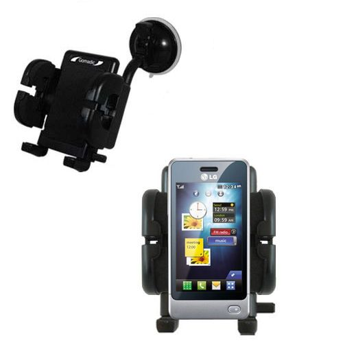 Windshield Holder compatible with the LG Pop GD510