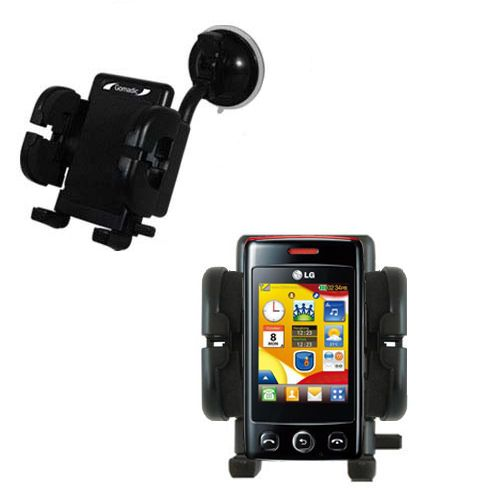 Windshield Holder compatible with the LG T300