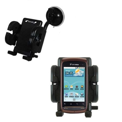Windshield Holder compatible with the LG US740