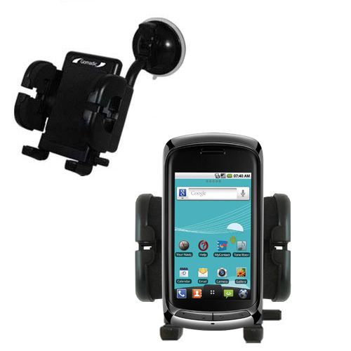 Windshield Holder compatible with the LG US760