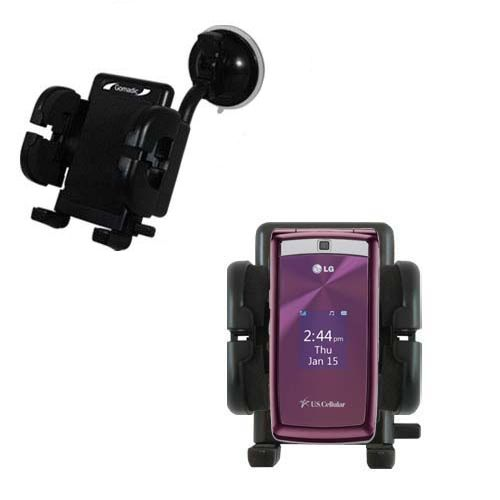 Windshield Holder compatible with the LG UX280