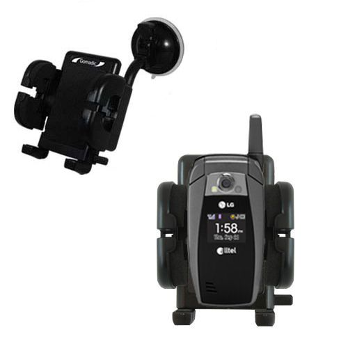 Windshield Holder compatible with the LG UX355