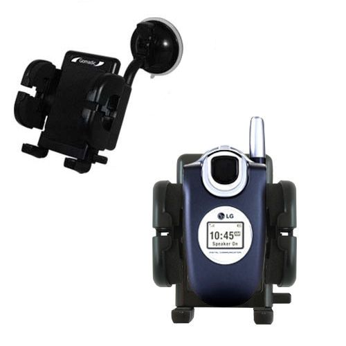Windshield Holder compatible with the LG UX4750