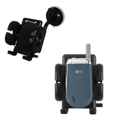 Windshield Holder compatible with the LG VX3200
