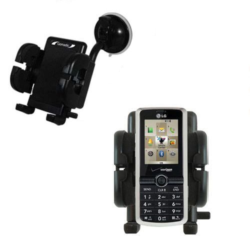 Windshield Holder compatible with the LG VX7100