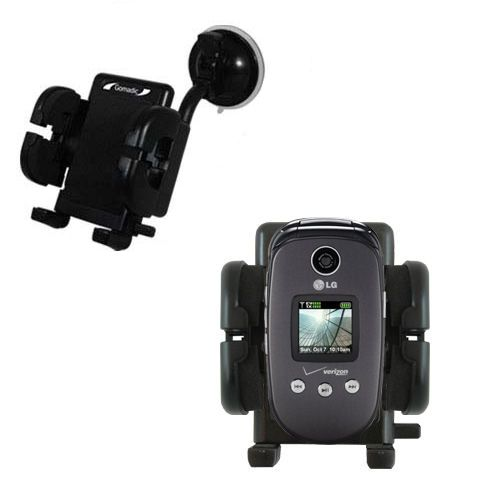 Windshield Holder compatible with the LG VX8350