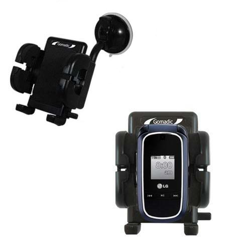Windshield Holder compatible with the LG VX8360