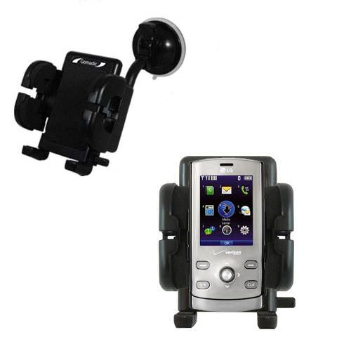 Windshield Holder compatible with the LG VX8610