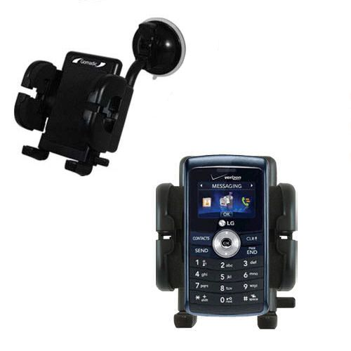 Windshield Holder compatible with the LG VX9200