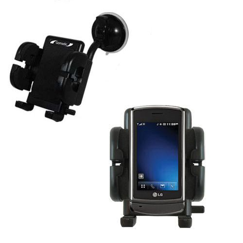 Windshield Holder compatible with the LG VX9700